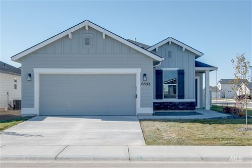 Photo of 6593 S Donoway Ave, Meridian, ID 83642 (MLS # 98772948)