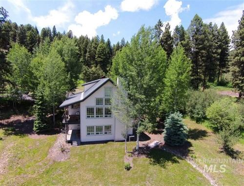 Photo of 3892 Brookside Drive, New Meadows, ID 83654 (MLS # 98743959)