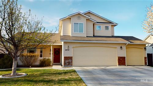 Photo of 2472 W Bay Pointe Ave, Nampa, ID 83651 (MLS # 98799963)