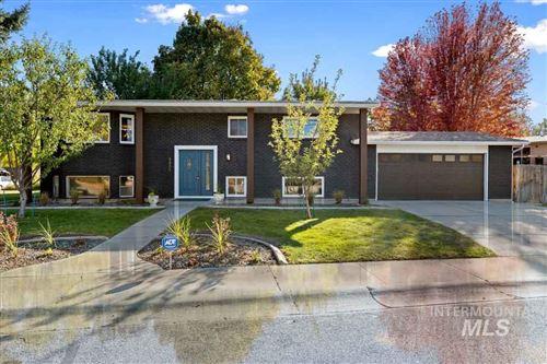 Photo of 8801 W Fircrest Drive, Boise, ID 83704-3118 (MLS # 98784980)