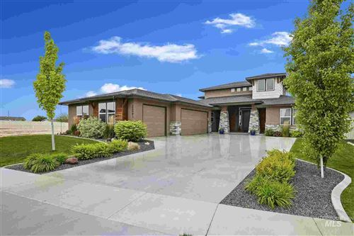 Photo of 12093 S Hunters point Dr, Nampa, ID 83686 (MLS # 98766981)