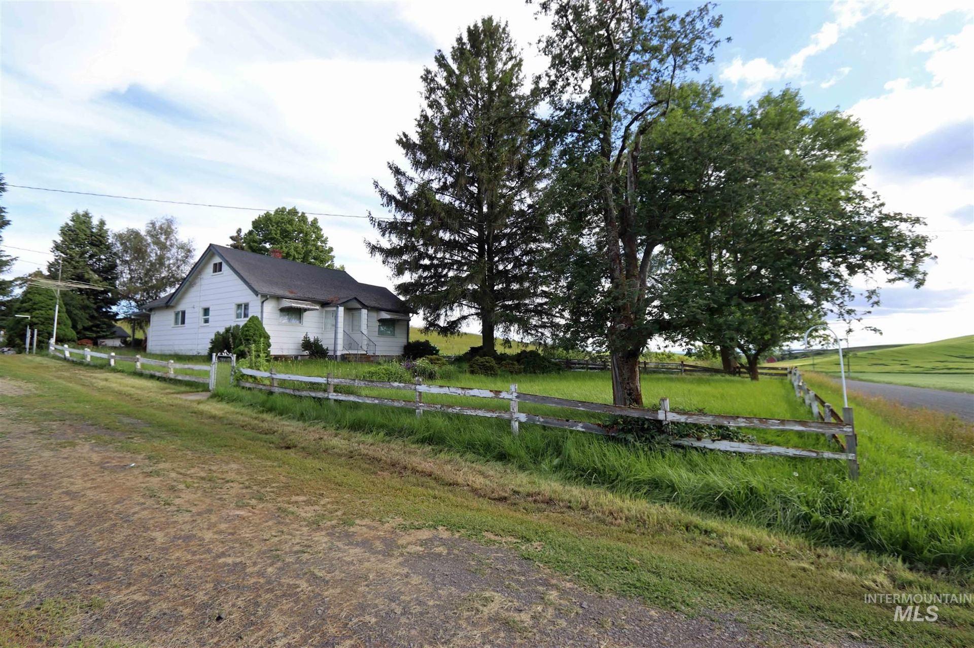 Photo of 1176 Sprenger Road, Genesee, ID 83832 (MLS # 98771991)