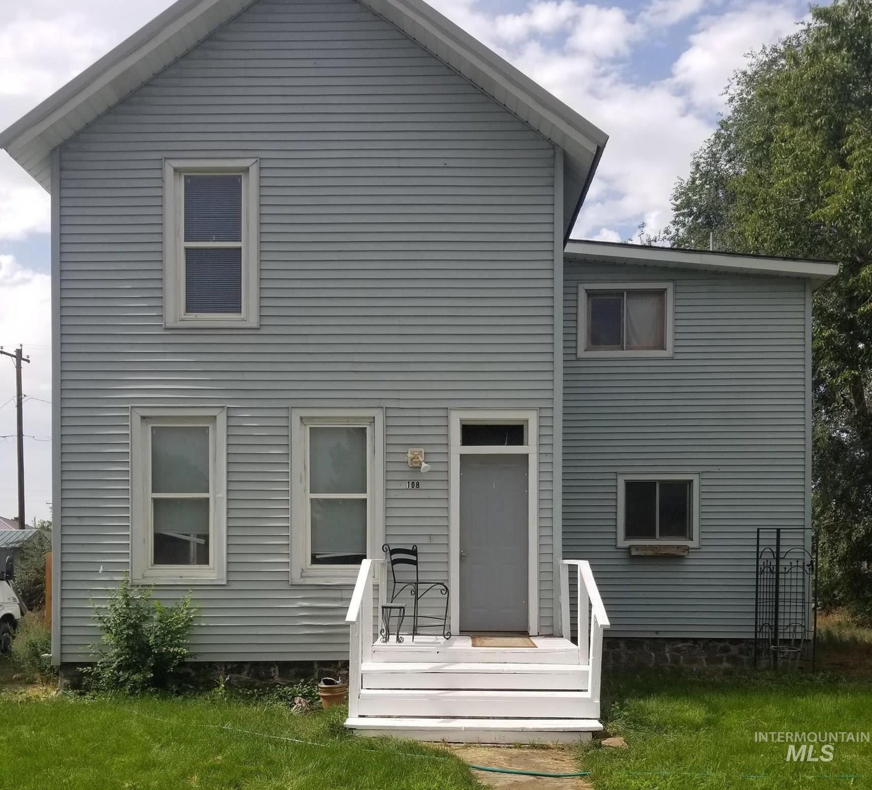 108 E C Street, Shoshone, ID 83352 - MLS#: 98810994