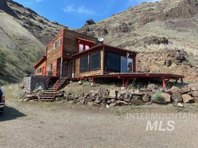 Photo of 3392 old Hwy 95, White Bird, ID 83554 (MLS # 98799998)