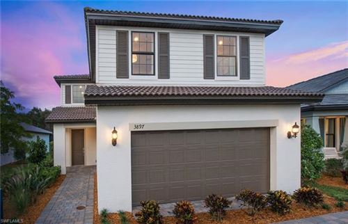 Photo of 3897 Spotted Eagle WAY, FORT MYERS, FL 33966 (MLS # 221054236)