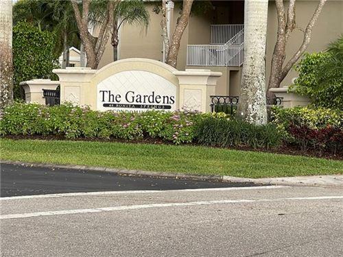 Photo of 27123 Matheson AVE #107, BONITA SPRINGS, FL 34135 (MLS # 221029243)