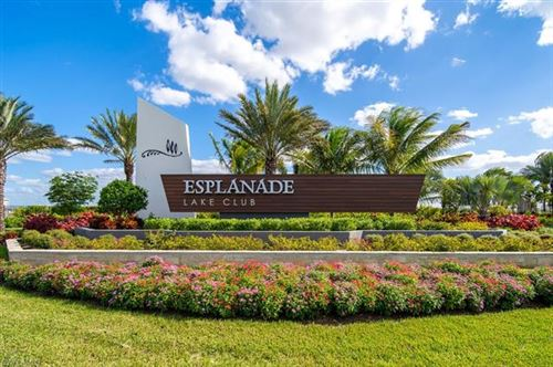 Photo of 12191 Canal Grande DR, FORT MYERS, FL 33913 (MLS # 220075778)