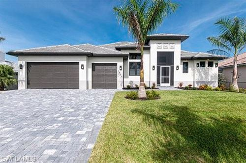 Photo of 3406 SW 27th PL, CAPE CORAL, FL 33914 (MLS # 220044913)
