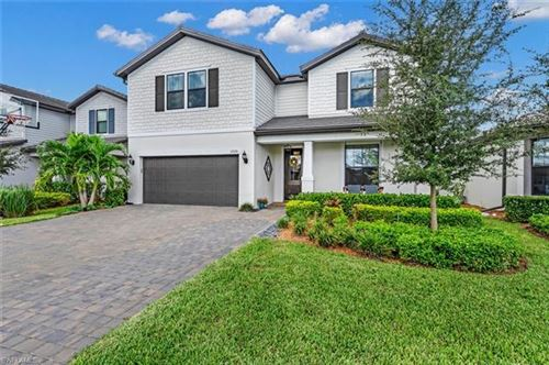 Photo of 17170 Anesbury PL, FORT MYERS, FL 33967 (MLS # 221066997)