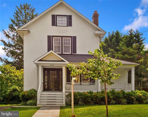 Photo of 7007 DELAWARE ST, CHEVY CHASE, MD 20815 (MLS # MDMC2005000)