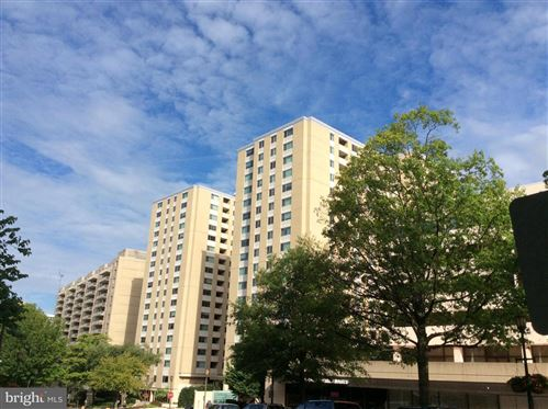 Photo of 4601 N PARK AVE #1405E, CHEVY CHASE, MD 20815 (MLS # MDMC692000)