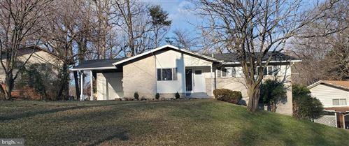 Photo of 6613 EDGEMERE DR, TEMPLE HILLS, MD 20748 (MLS # MDPG559000)