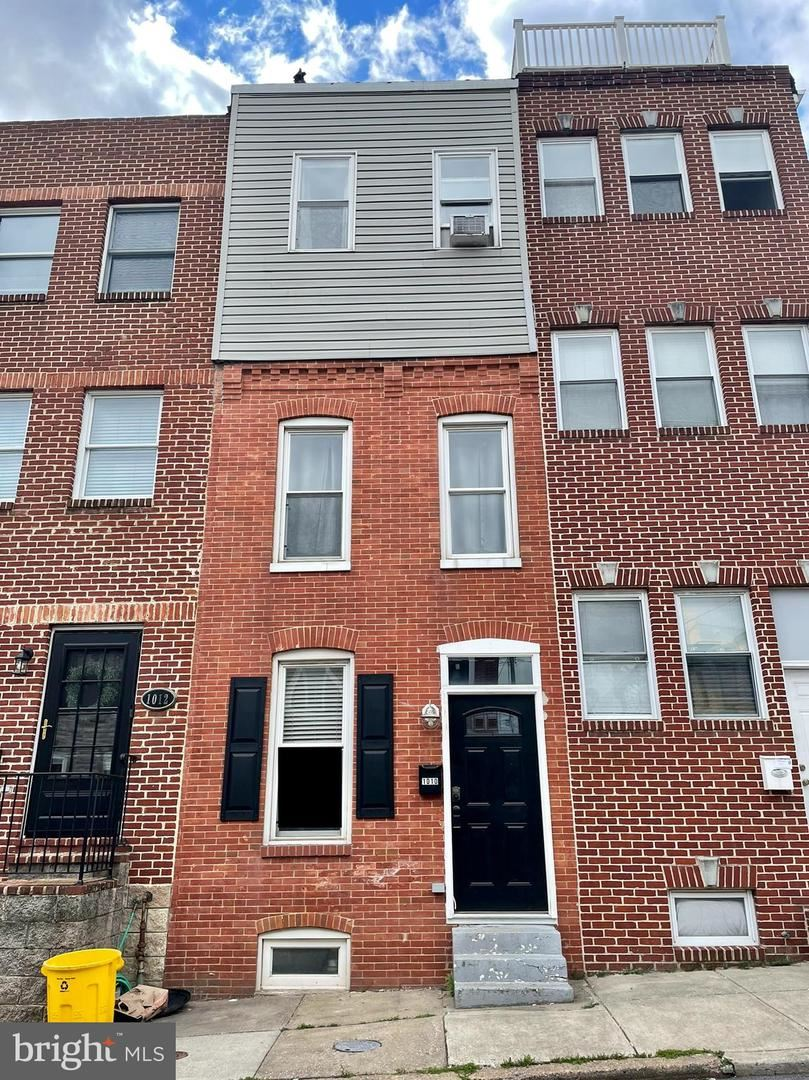 1010 S ROBINSON ST, Baltimore, MD 21224 - MLS#: MDBA547000