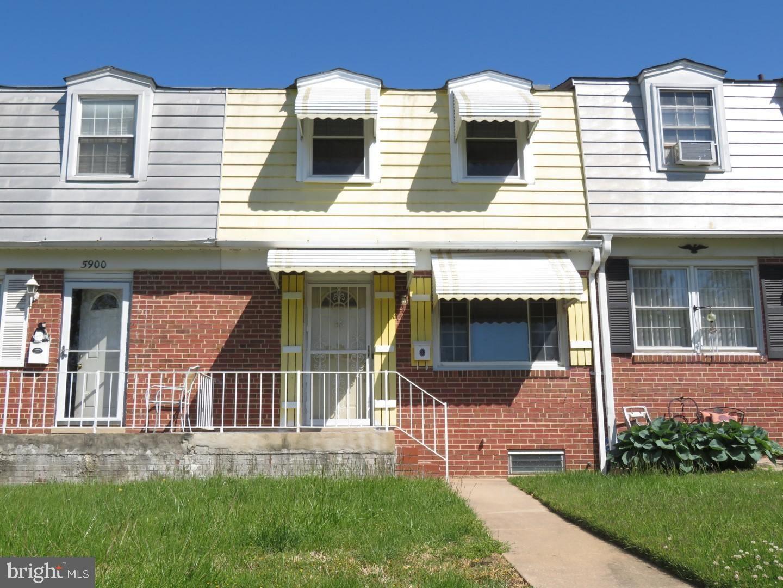 5902 DARIEN CT, Baltimore, MD 21206 - MLS#: MDBA551000