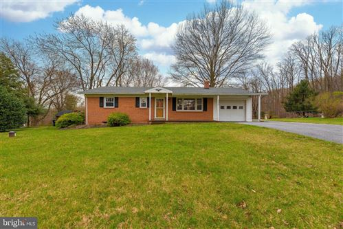 Photo of 4829 MOUNT ZION RD, FREDERICK, MD 21703 (MLS # MDFR262002)
