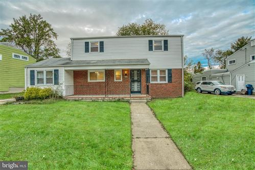 Photo of 6864 PARSONS AVE, BALTIMORE, MD 21207 (MLS # MDBC510004)