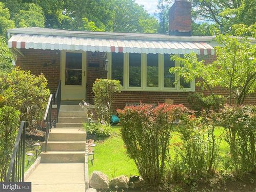 Photo of 8601 BARRON ST, TAKOMA PARK, MD 20912 (MLS # MDMC716004)