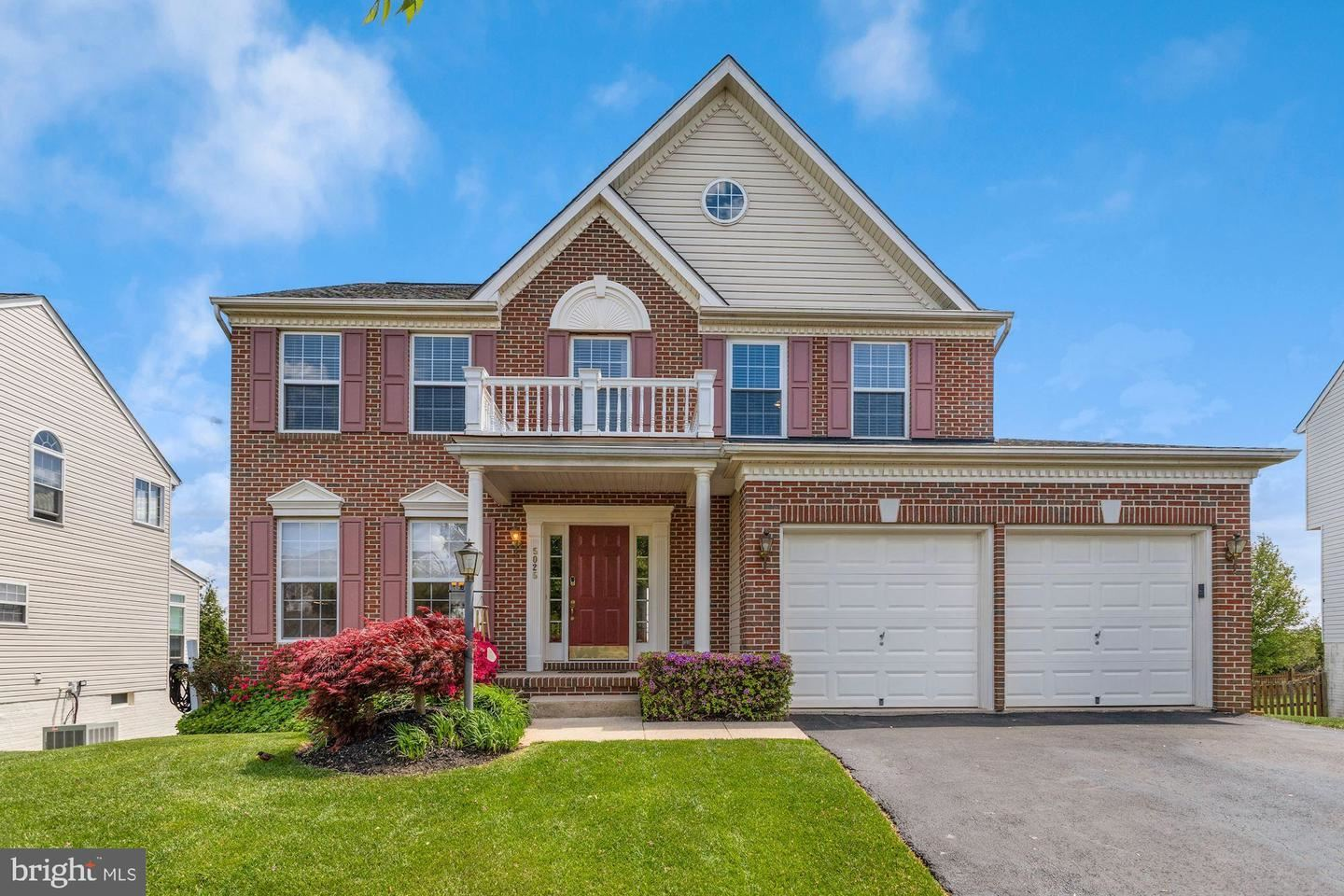 5025 FORGE HAVEN DR, Perry Hall, MD 21128 - MLS#: MDBC524004