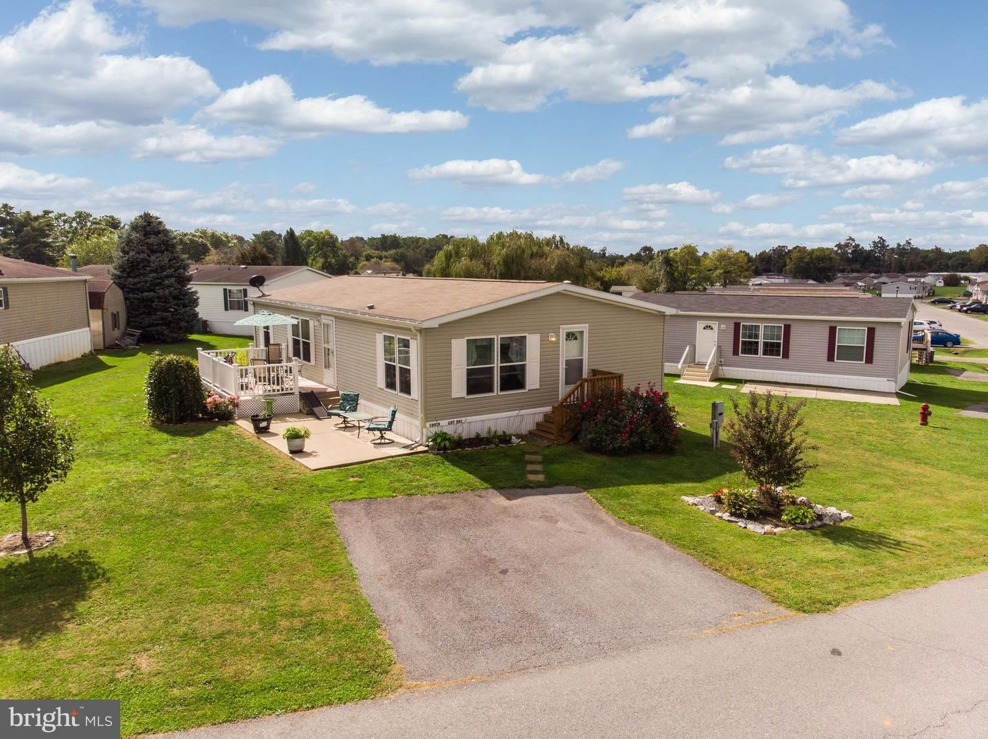 Photo of 16929 REVERE RD #LOT 541, HAGERSTOWN, MD 21740 (MLS # MDWA2000005)
