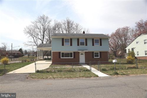 Photo of 5917 CABLE AVE, SUITLAND, MD 20746 (MLS # MDPG525006)
