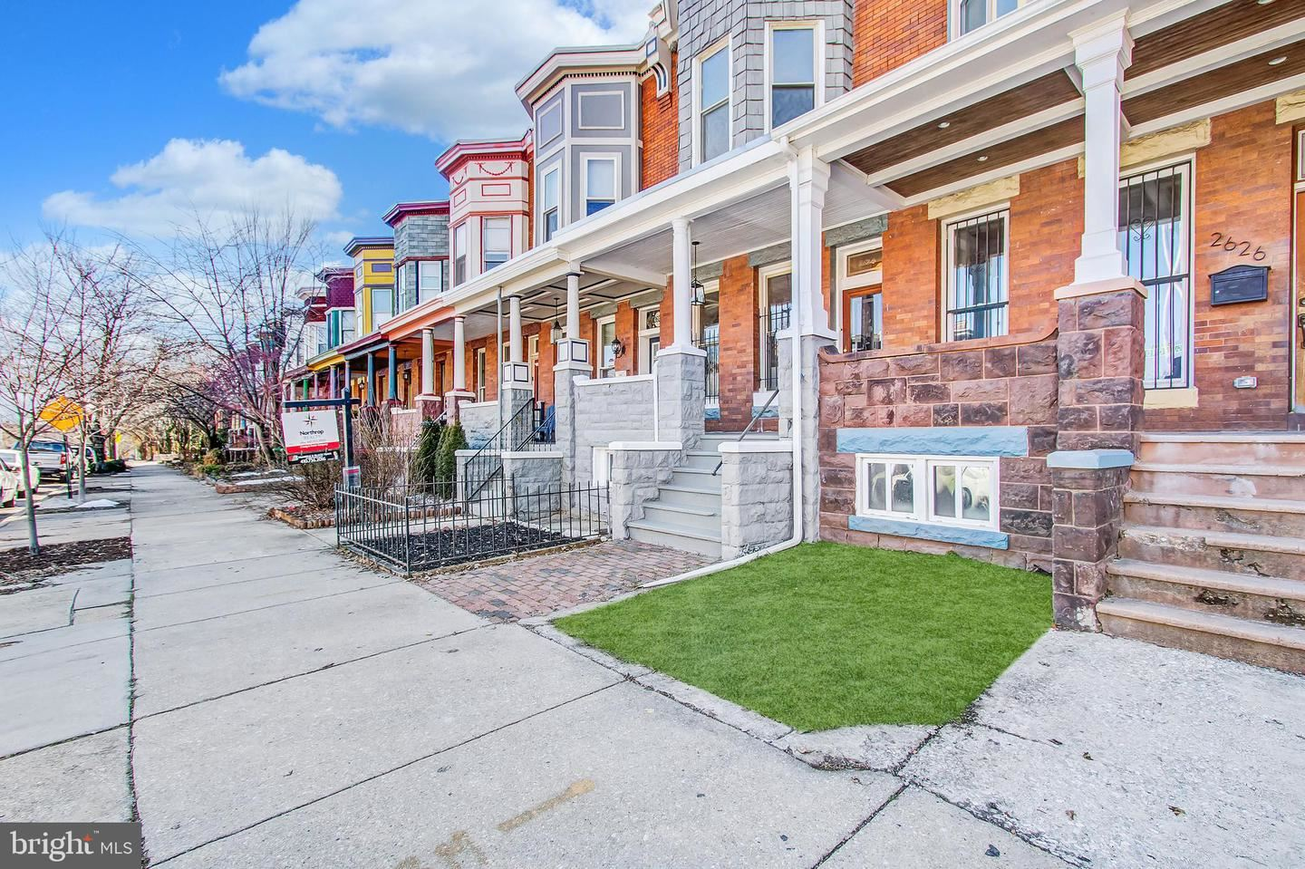 Photo of 2624 GUILFORD AVE, BALTIMORE, MD 21218 (MLS # MDBA541006)
