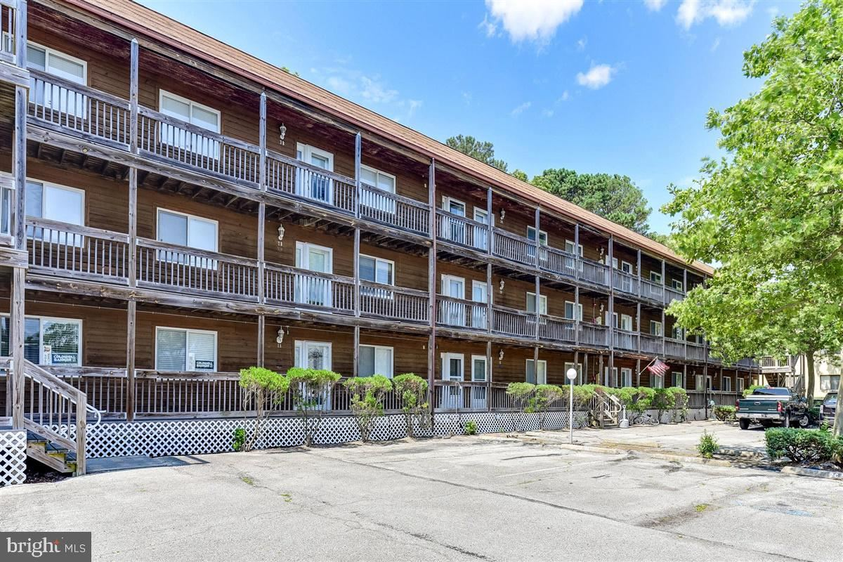 Photo of 14301 TUNNEL AVE #3D, OCEAN CITY, MD 21842 (MLS # MDWO115006)