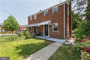 Photo of 4343 GORMAN TER SE, WASHINGTON, DC 20019 (MLS # DCDC436008)
