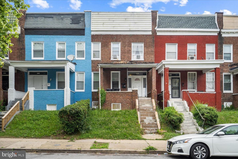 3531 REISTERSTOWN RD, Baltimore, MD 21215 - MLS#: MDBA553008