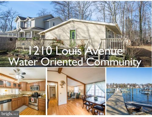 Photo of 1210 LOUIS AVE, ANNAPOLIS, MD 21403 (MLS # MDAA423010)