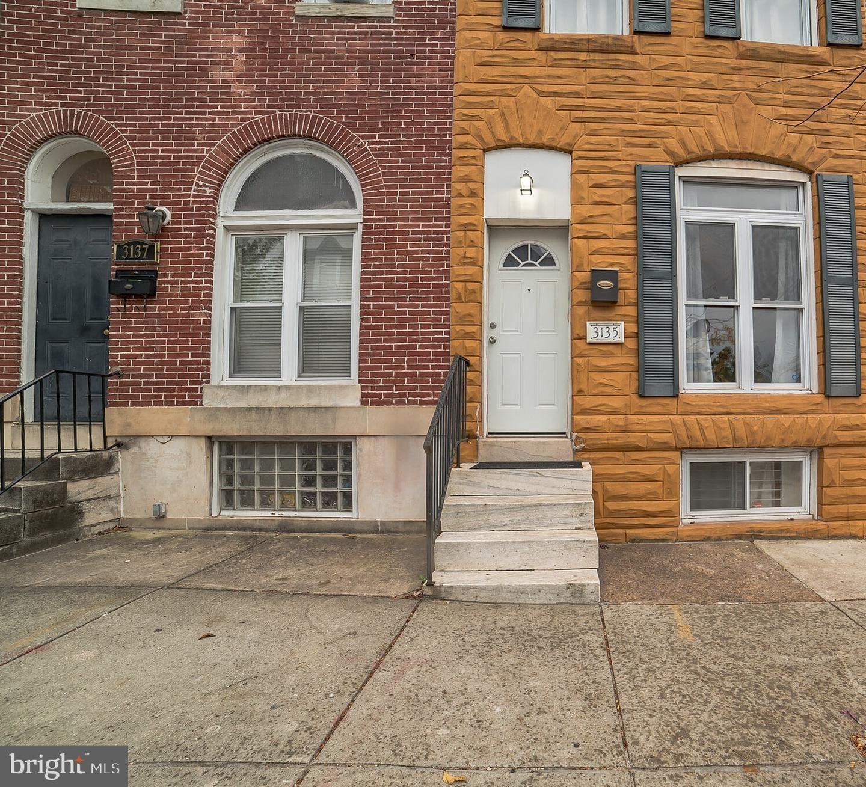 3135 E BALTIMORE ST, Baltimore, MD 21224 - MLS#: MDBA529010