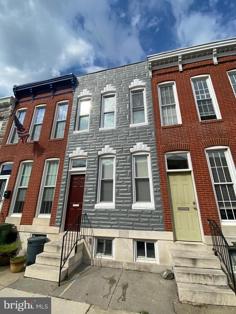1520 CLARKSON ST, Baltimore, MD 21230 - MLS#: MDBA546010