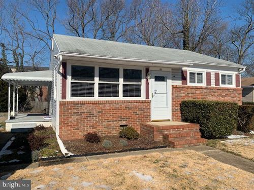 Photo of 15 CYPRESS RD, ANNAPOLIS, MD 21403 (MLS # MDAA2000012)
