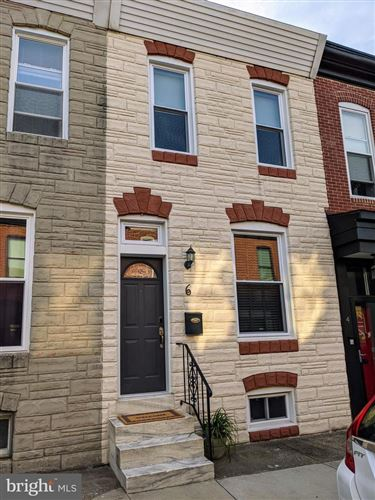 Photo of 6 S CURLEY ST, BALTIMORE, MD 21224 (MLS # MDBA529012)