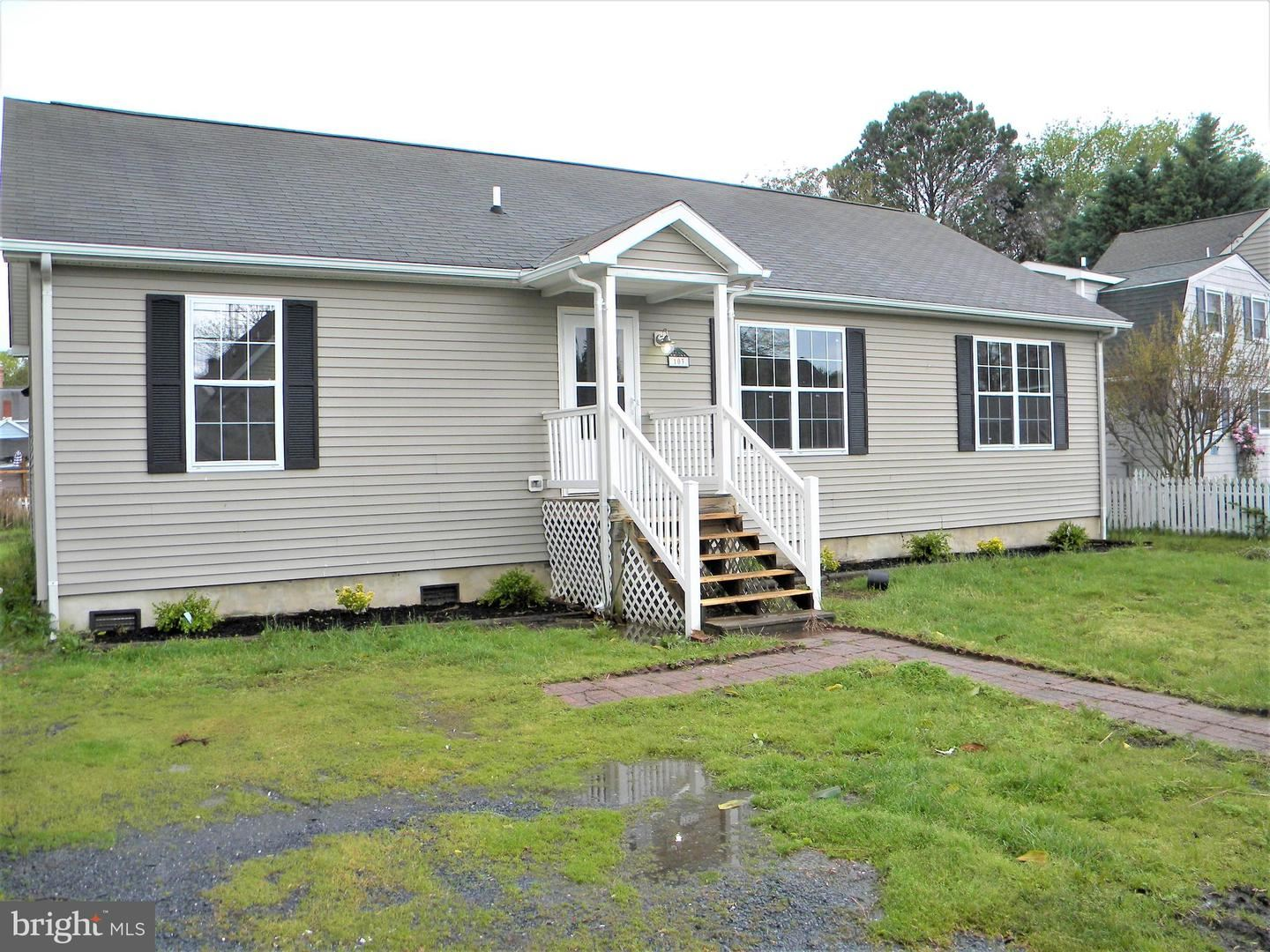 Photo of 103 NORTON ST, OXFORD, MD 21654 (MLS # MDTA138012)