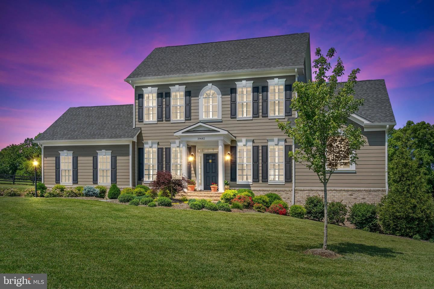 Photo of 39682 CHARLES HENRY PL, WATERFORD, VA 20197 (MLS # VALO441012)