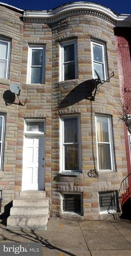 Tiny photo for 305 S MOUNT ST, BALTIMORE, MD 21223 (MLS # MDBA555014)