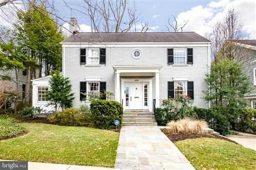 Photo of 4820 DRUMMOND AVE, CHEVY CHASE, MD 20815 (MLS # MDMC694014)