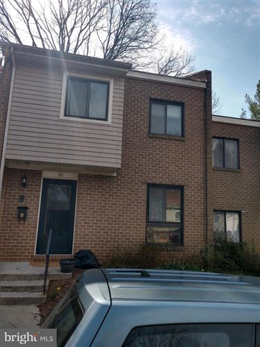Photo of 49 GENTRY CT, ANNAPOLIS, MD 21403 (MLS # MDAA399016)