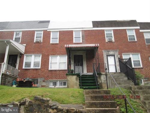 Photo of 4006 REXMERE RD, BALTIMORE, MD 21218 (MLS # MDBA529016)
