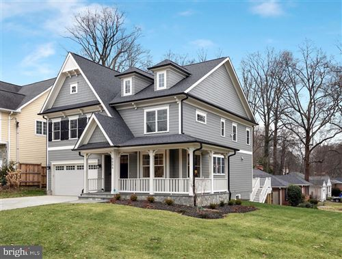 Photo of 9006 SPRING HILL LN, CHEVY CHASE, MD 20815 (MLS # MDMC751016)
