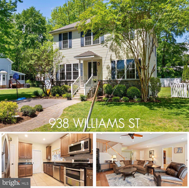 938 WILLIAMS ST, Edgewater, MD 21037 - MLS#: MDAA467016