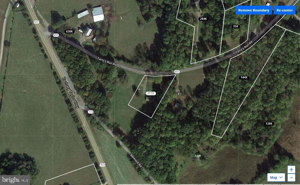 Photo of 18111 TERRY'S RUN RD, ORANGE, VA 22960 (MLS # VAOR2000017)