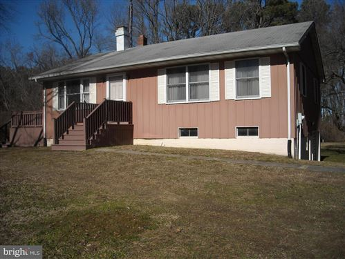 Photo of 11283 S CENTRAL AVE, RIDGELY, MD 21660 (MLS # MDCM2000018)