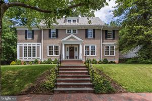 Photo of 23 W IRVING ST, CHEVY CHASE, MD 20815 (MLS # MDMC662018)