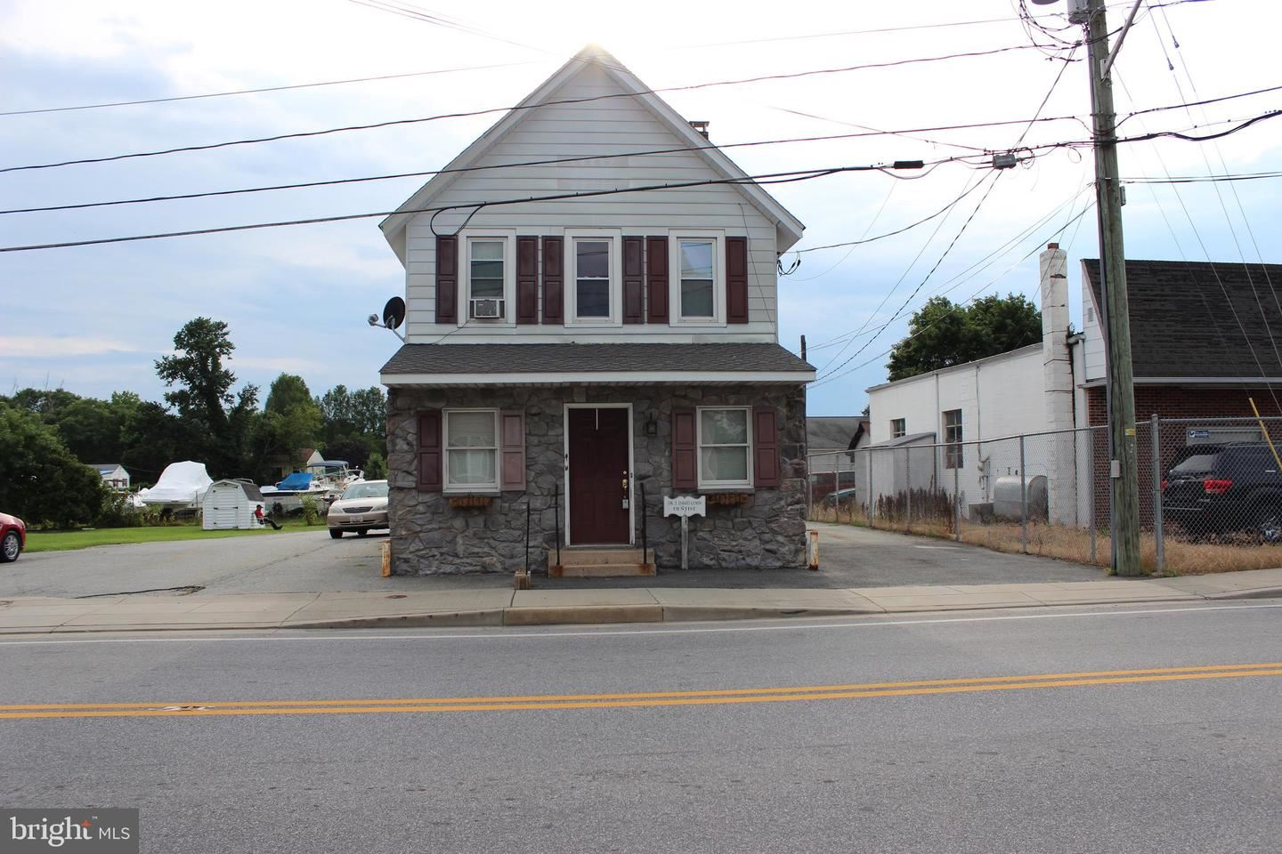 Photo of 121 S BOHEMIA AVE, CECILTON, MD 21913 (MLS # MDCC170018)