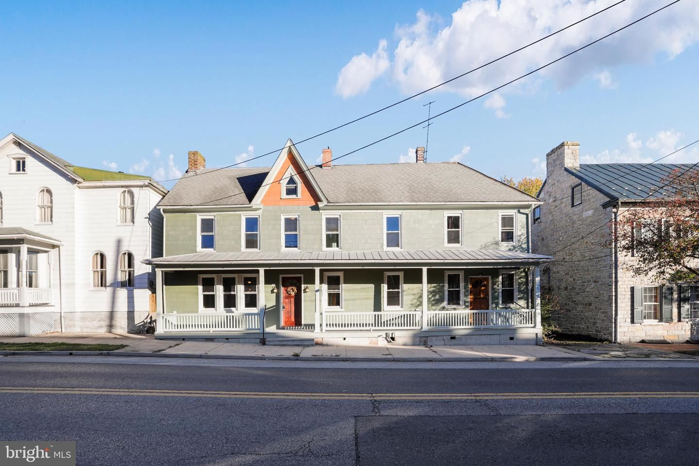 Photo of 111-113 W MAIN ST, SHARPSBURG, MD 21782 (MLS # MDWA175018)