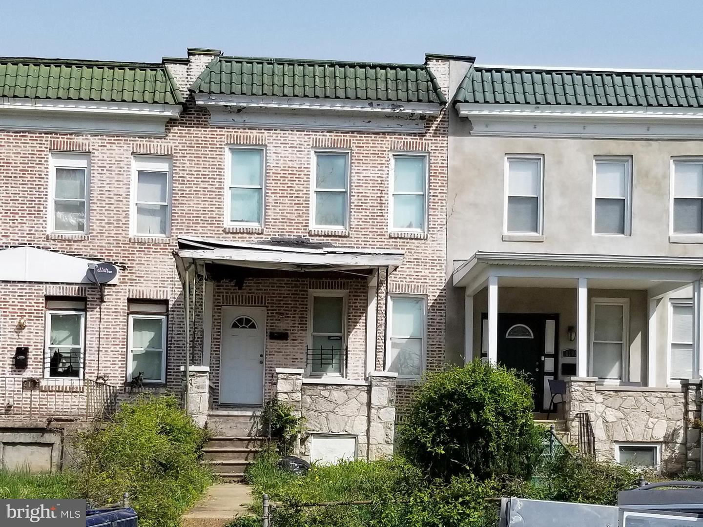 4102 FAIRVIEW AVE, Baltimore, MD 21216 - MLS#: MDBA550020