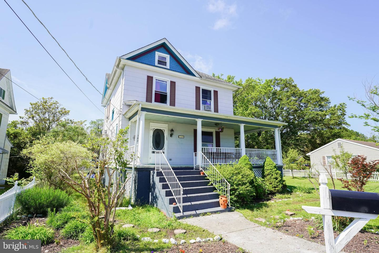 Photo of 105 COLUMBIA AVE, CRISFIELD, MD 21817 (MLS # MDSO2000020)