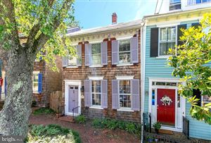 Photo of 117 CONDUIT ST, ANNAPOLIS, MD 21401 (MLS # MDAA405022)