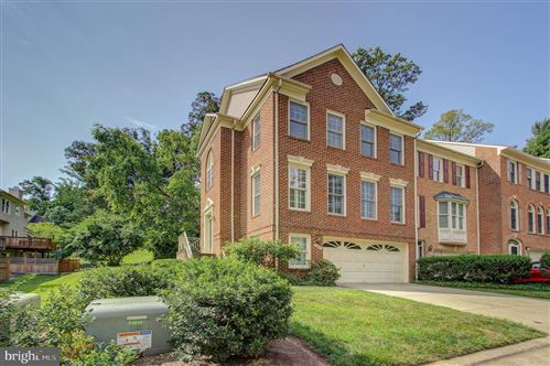 Photo of 5443 WHITLEY PARK TER #TH-31, BETHESDA, MD 20814 (MLS # MDMC2009024)